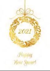 Happier New Year 2021